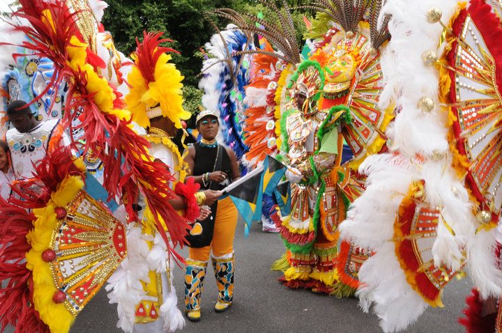 Junkanoo in Liverpool