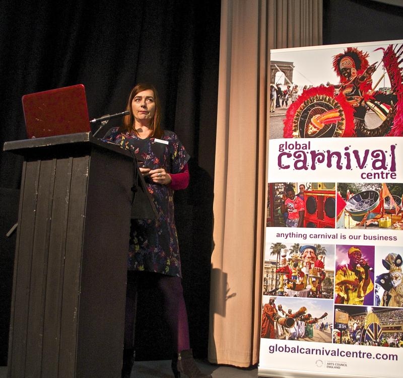 Speech National Carnival Conference