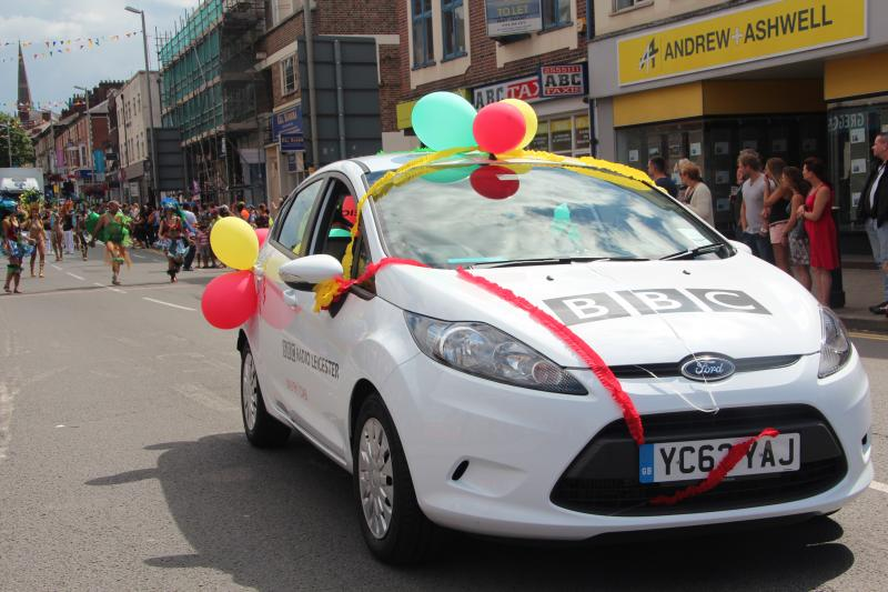 Leicester carnival
