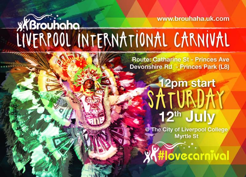 Liverpool Carnival Pax Giles