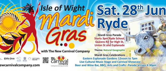 Isle of Wight Mardi Gras Carnival